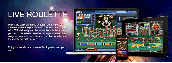Cara Taruhan Sbobet Roulette Online