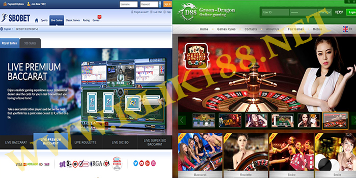 Daftar Casino Online Terpercaya | Agen Casino Online Terbaik