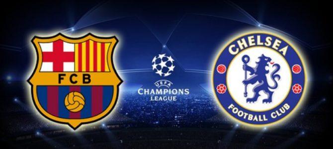 Barca Sebelumnya Sudah Prediksikan Bakal Bertemu Chelsea