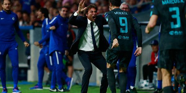 Conte Berharap Morata Lebih Tingkatkan Performanya
